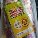 Silver Jubilee Chewing Gum Blister Pack