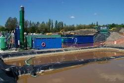 Contaminated Soil Washing Plant