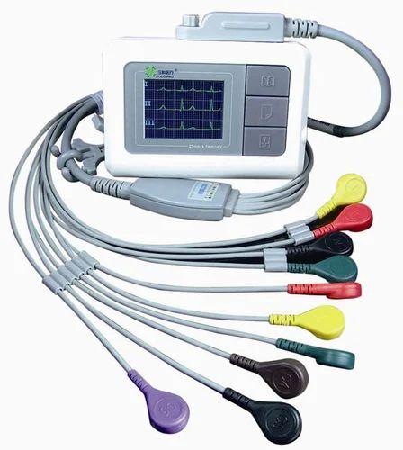ECG Machine Leads, Diagnosis & Path Lab Instruments   H S Medical ...