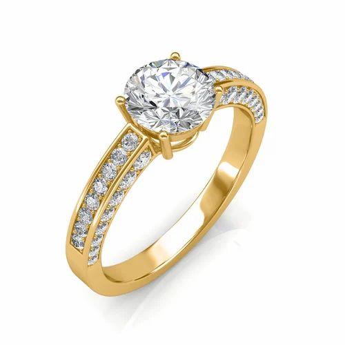 Igi certified diamond rings