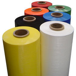 Colored Stretch Films