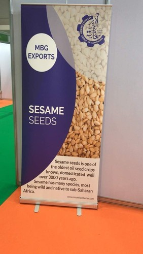 Wholesale Distributor of Sesame Seeds & Sand by Troika