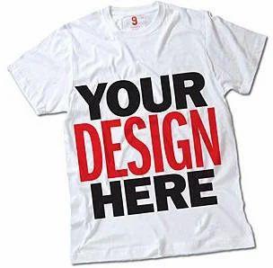 247c42aab Men Custom Printed T-Shirt at Rs 70 /piece | Couple T-Shirt, Custom ...