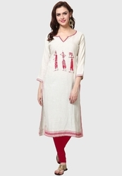 Casual Wear Cotton Kurta