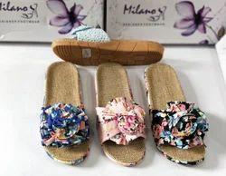 Milano Ladies Slippers, Size: 37-41