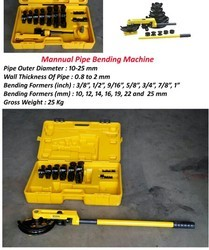 Pipe Bending Machine Manual