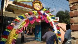 Flower Gate Decoration Services