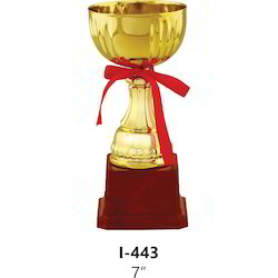 Gold Metal Cup