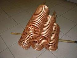 Copper Fin Coil