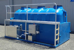 Aguapuro Borewell Water Grey Waste Water Treatment Plant, Automation Grade: Fully Automatic, Sewage Treatment