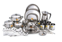 51 Pcs Dinnerware Set