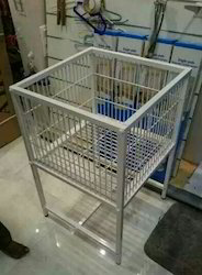 Basket For Garments Shop