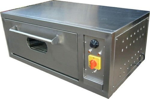 Pizza Oven With Stone Base, Electric And Gas