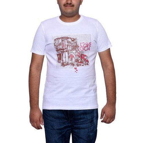 76f3cd968bd Custom T-Shirt at Rs 260  piece
