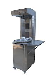 Shawarma Machine Cabinet