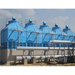 Cooling Tower Erection Service