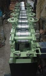 Rolling Shutter Strip Machine