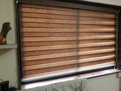 Horizontal And Circular Curtain Blinds