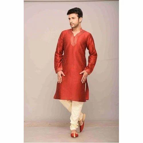 85365abb70 Mens Designer Kurta Pajama at Rs 2495 /piece | पुरुषों का ...