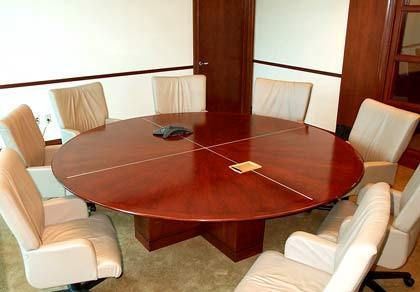 Amazing Round Conference Tables Home Interior And Landscaping Eliaenasavecom