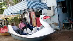 Duck Paddle Boat With Roof