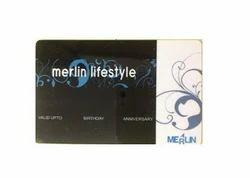 Loyalty Plastic Card