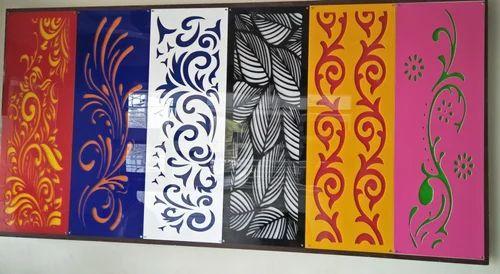 Acrylic Design Sheet