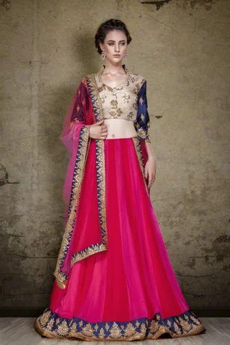 e4d8b305e0 Designer Lehanga choli - Designer Lehenga Manufacturer from New Delhi