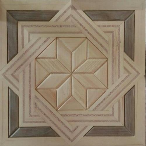 Wooden Roof Ceiling Pattern