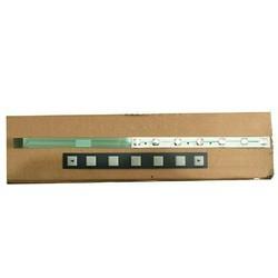 Fanuc Membrane Keyboard 7 Key A86L-0001-0298 & Membrane Keypad