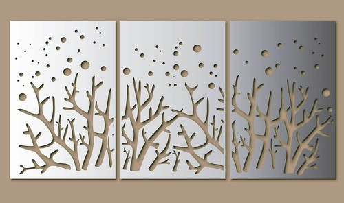 Decorative Laser Cut Mdf Panel At Rs 250 Square Feet