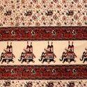 Cotton Jaipuri Printed Double Bed Sheet