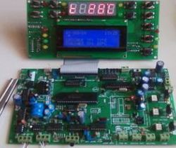 Ultra Low Temperature Freezer Controller