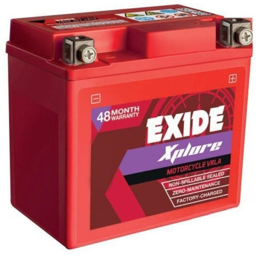 Exide Car Battery At Rs 3400 Piece S Retistand Circle Udaipur