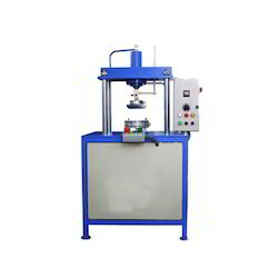 Bajarangi Ms Single Die Paper Plate Making Machine, 220 V, Production Capacity: 150 Pieces Per Hour