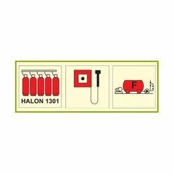 Fire Control Signage
