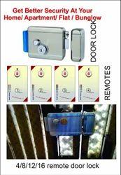 Stainless Steel Main Door Security Wireless Multiuser Door Lock System
