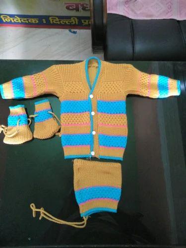 f3a7fd36cbc9 Raj Garments - Manufacturer of Kids Winter Clothes   Woolan Sweeter ...