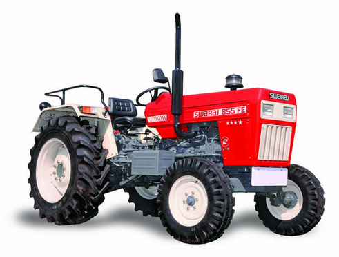 855 FE Tractor