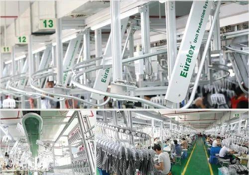 Smart Garment Hanger System Euratex At Rs 105000 Station