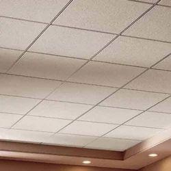 Mineral Fibre False Ceiling