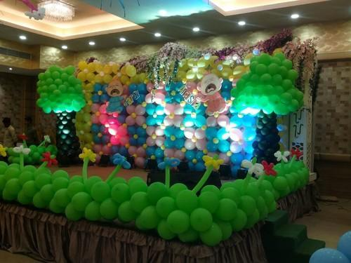 Birthday Party Decoration in Kolkata, Rabindra Nagar by