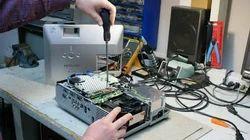 Projector Repair And Service Doorstep