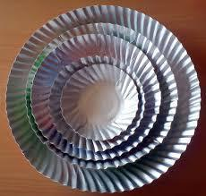 Silver Laminated Paper Plate & Silver Foil Paper Plates in Chennai Tamil Nadu | Manufacturers ...