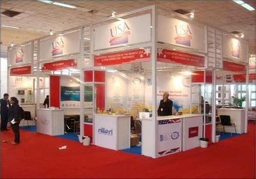 Exhibition Stall Quotation : Exhibition stall services service provider from new delhi