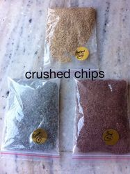 Crushed Marble Chips