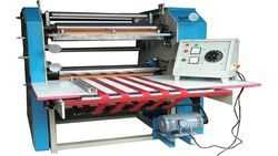 Fully Automatic Paper Sheet To Roll Lamination Machine
