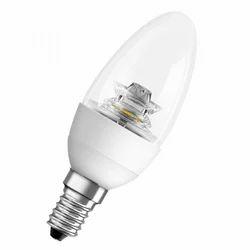 6 Watt LED Candle Bulb