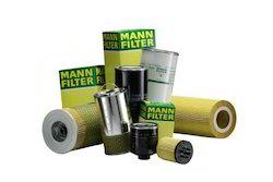 Mann Hydraulic Oil Filter
