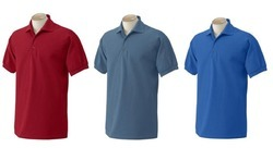Promotional Men Collar T-Shirts